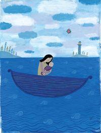 ליאור ברוך Blue Mother Alone