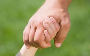 man and child ליאור ברוך