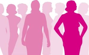 breast pink women