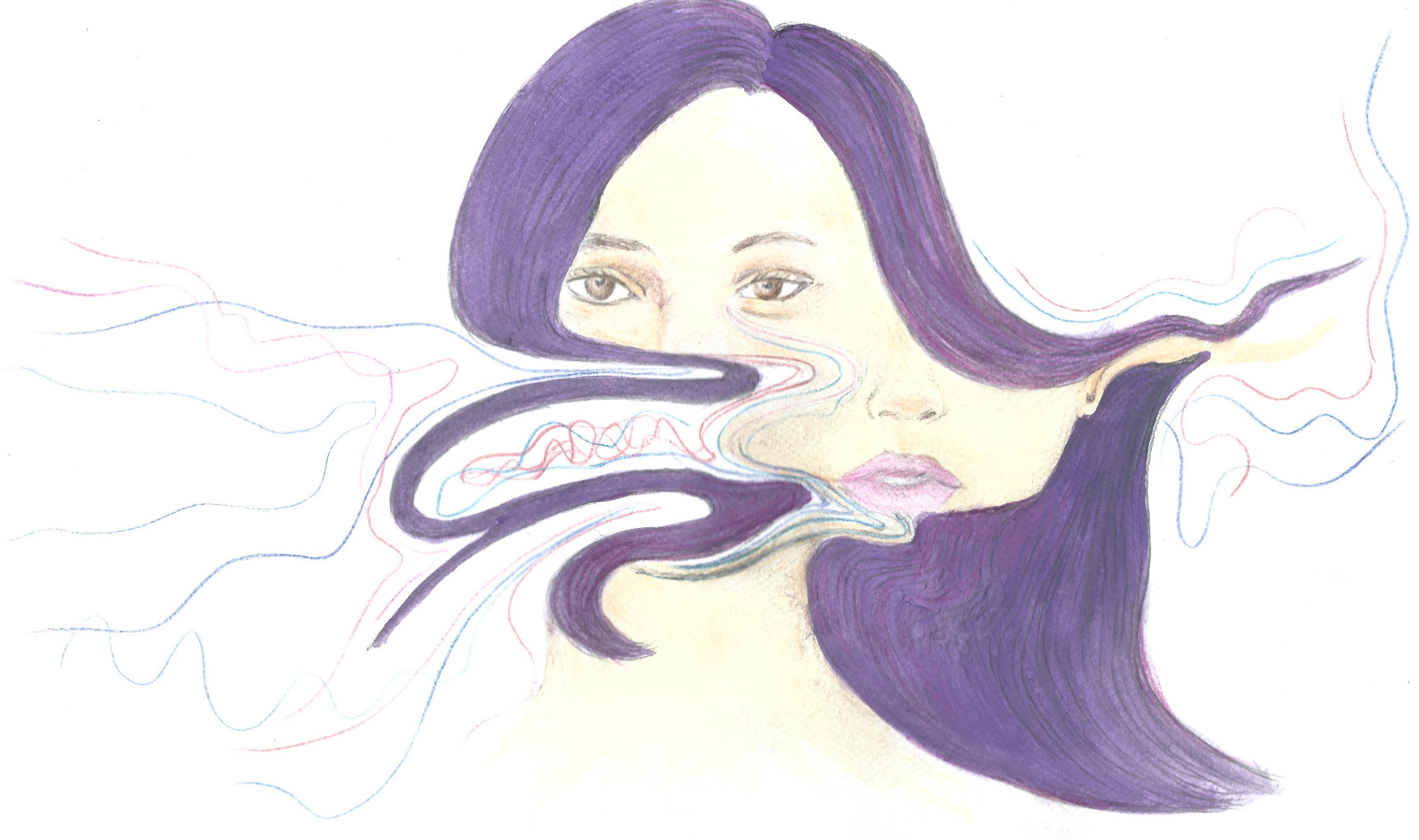 אילנית דורפמן עבור לבריאותה אפילפסיה אשה נמרח